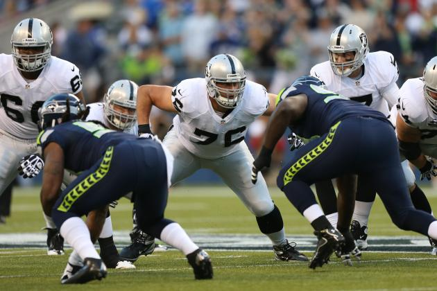 Breaking Down the Oakland Raiders' Rookie Class After the Preseason
