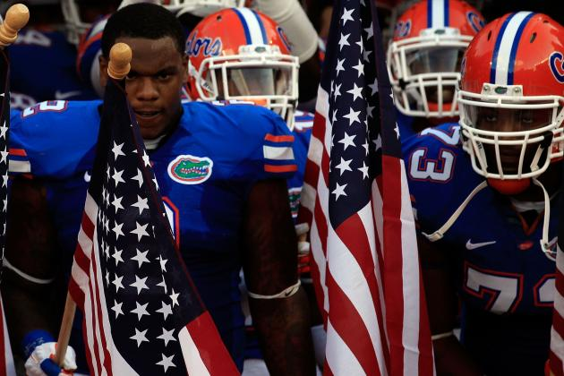 Florida Football: 5 Keys to the Game vs. Texas A&M