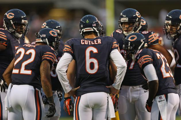 5 Bears to Watch in Week 1