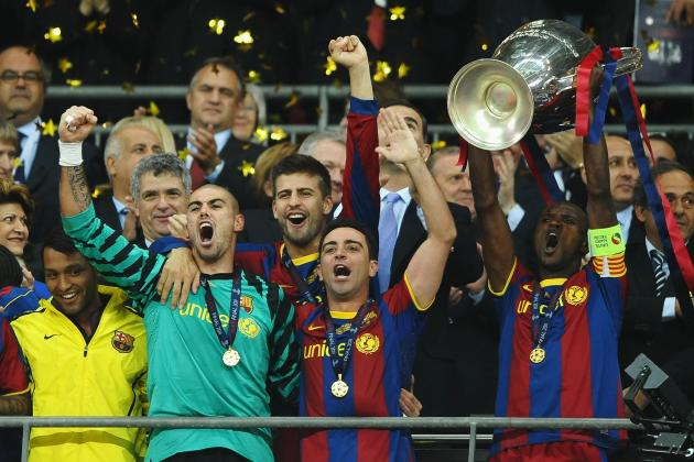 FC Barcelona: 7 Bold Predictions for Barca's Champions League Group
