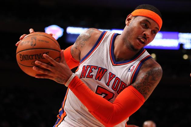 7 Offensive Adjustments Carmelo Anthony Must Make for NY Knicks to Succeed