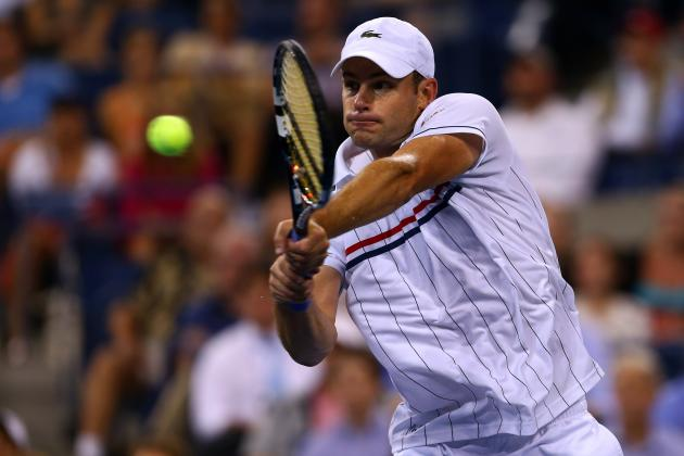 US Open Tennis 2012: Andy Roddick and Biggest Surprises Thus Far