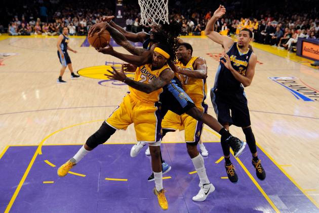Los Angeles Lakers: Why Jordan Hill Should Not Be Undervalued in 2012 Season