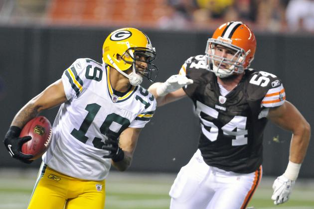 Analyzing the Green Bay Packers' 2012 Practice Squad