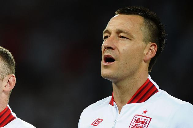 5 Reasons Why England Needs to Drop Chelsea Star John Terry