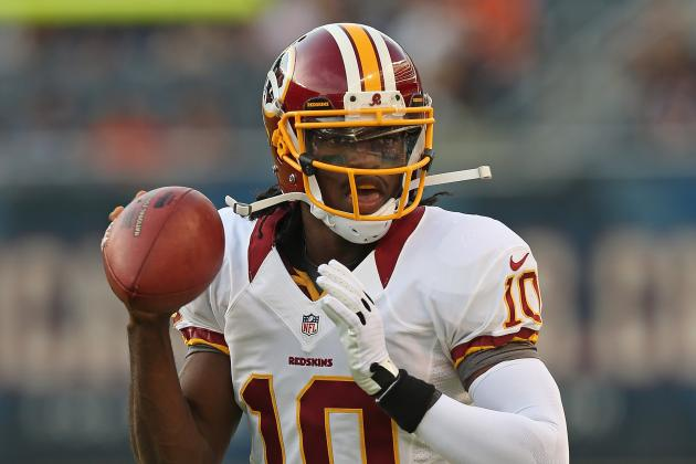 Robert Griffin III and the NFL Rookies Who Will Make the Most Noise in Week 1