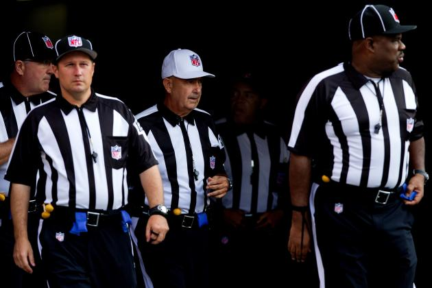Cowboys vs Giants: Grading Replacement Refs' Most Important Calls