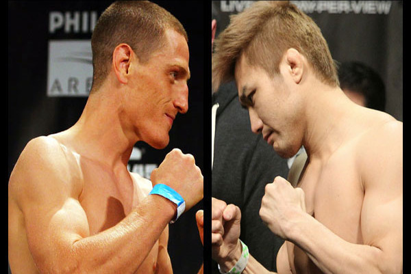 Mac Danzig vs. Takanori Gomi: Head-to-Toe Breakdown
