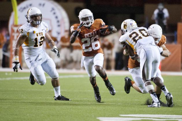 Texas Football: 5 Questions for the New Mexico Game