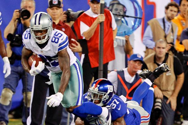 Cowboys vs. Giants: 5 Things to Take Away from New York's 24-17 Loss