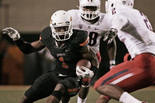 Oklahoma State Football: 5 Keys to the Game vs. Arizona