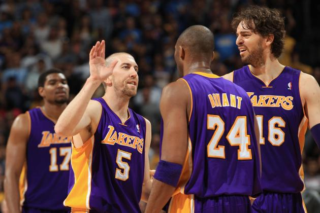 LA Lakers: Determining the Perfect Role for Each Supporting Player