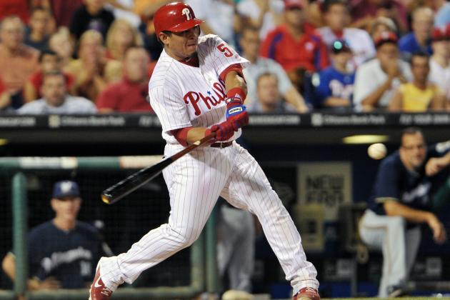 5 Options for Philadelphia Phillies If They Don't Re-Sign Carlos Ruiz
