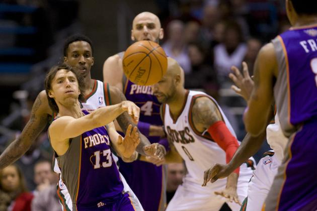 Comparing Every Los Angeles Lakers Player to a Former Teammate of Steve Nash