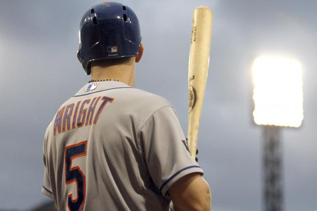 5 MLB Teams That Will Come Calling for Mets Stud David Wright Next July