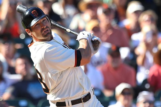San Francisco Giants: Top 3 Candidates to Be Cody Ross-Like Hero of '12 Playoffs