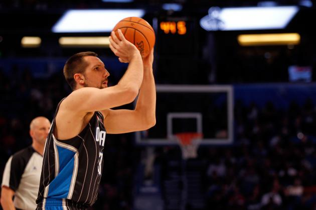 Predicting the 15 Most Improved Players of the 2012-13 NBA Season