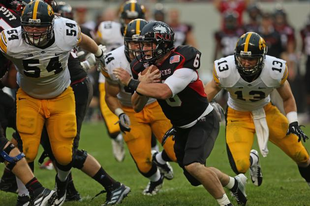 Where Will Iowa and the Rest of the Big Ten Rank After Week 2?