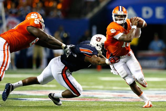 Clemson Football: 5 Keys to the Game vs. Ball State