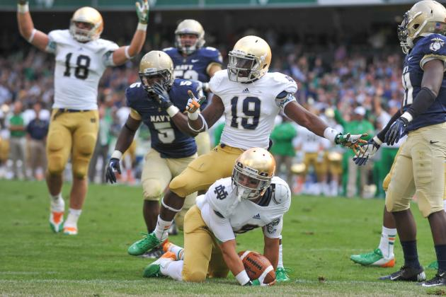 Notre Dame Football: A Closer Look at the New Class of Skill Position Stars