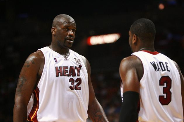 The 5 Most Overrated Miami Heat Players of All-Time