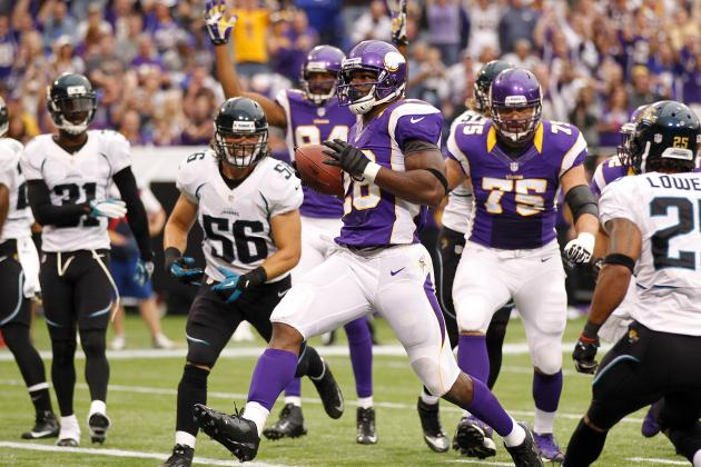 Jaguars vs. Vikings: 10 Things We Learned from Minnesota's 26-23 Win