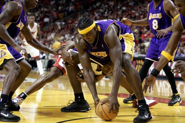 The 5 Most Overrated L.A. Lakers of All Time