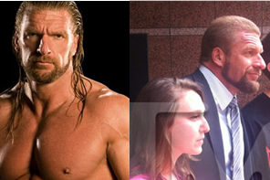 Triple H and 6 of Wrestling's Most Surprising Appearance Changes