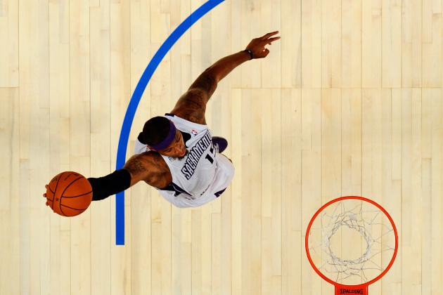 The Top 5 Most Amazing Dunkers in Sacramento Kings History