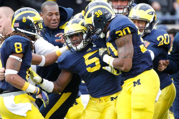 Michigan Football: 5 Keys to the Game vs. Air Force