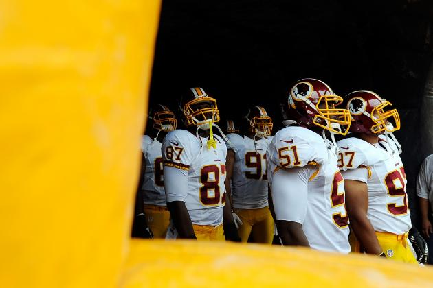 How the 2012 Washington Redskins Were Built