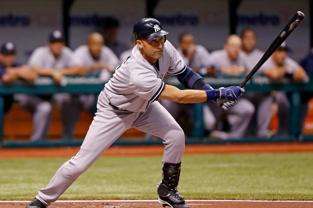 Chances of Each New York Yankees Hitter Reaching the Baseball Hall of Fame