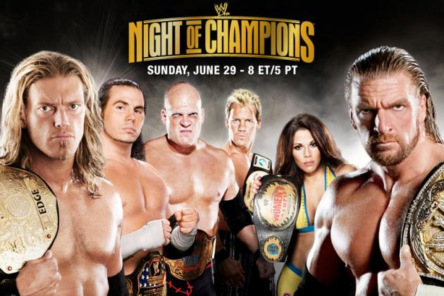 WWE Night of Champions 2012: GSM's Top 10 Favorite Moments from the Event