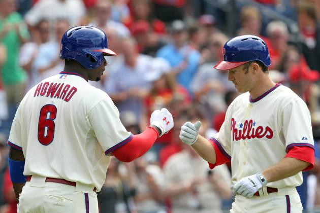 Philadelphia Phillies: 10 Ways to Keep Chase Utley, Ryan Howard Healthy in 2013