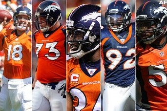 Breaking Down the Denver Broncos' Captains