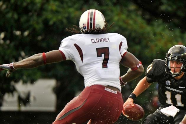 South Carolina Football: 5 Keys to the Game vs. East Carolina