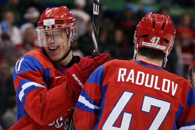 5 NHL Players Coveted by KHL Teams in the Event of a Lockout