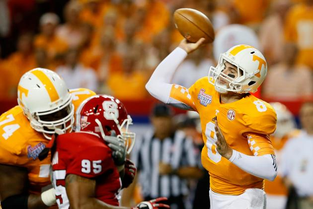 Tennessee Football: 5 Keys to the Game vs. Georgia State