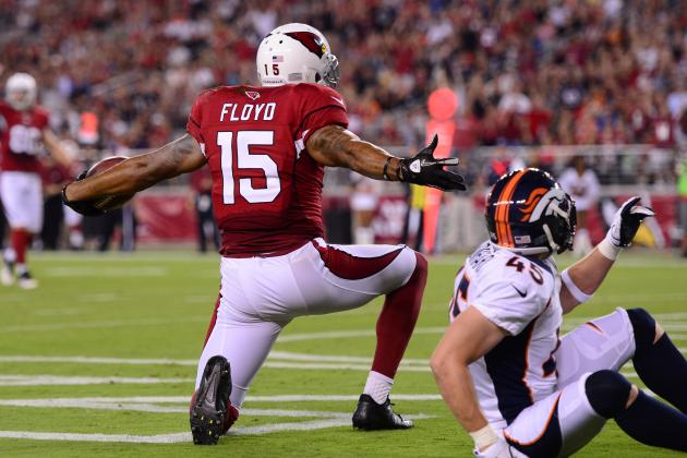 Arizona Cardinals: Breaking Down the 2012 Rookie Class Post-Preseason