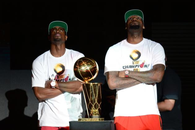 Step-by-Step Guide to Dethroning Miami Heat in 2012-2013
