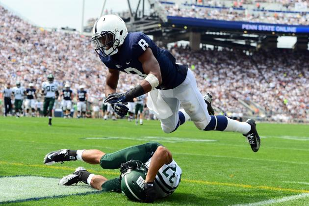 Penn State Football: 5 Keys to the Game vs. Virginia