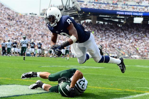 Penn State Football: 5 Keys to the Game vs. Virginia