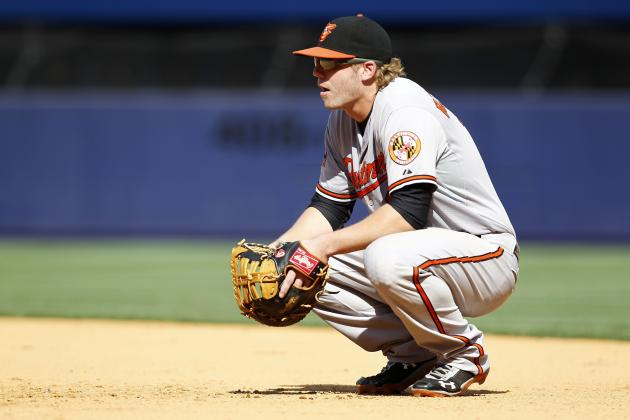 MLB Free Agency: 3 Teams That Will Come Calling for Orioles' Mark Reynolds