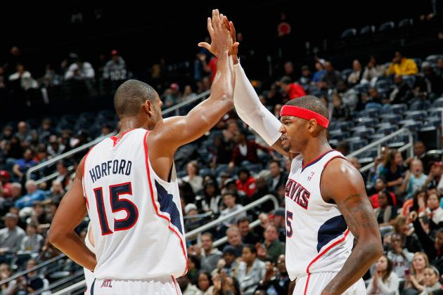 5 Sneaky-Good Situational Lineups for the Atlanta Hawks