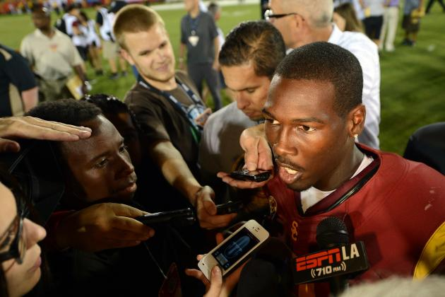 USC Football: All You Need to Know About Marqise Lee