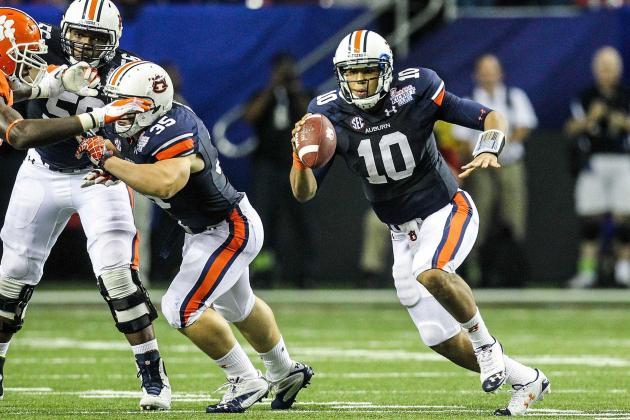 Auburn Football: 5 Keys to the Game vs. Mississippi State