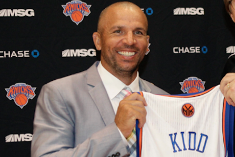 NY Knicks: Building the Case for Jason Kidd to Start at PG