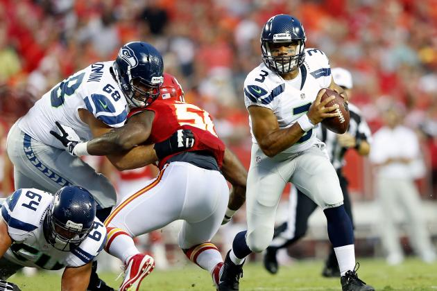 Seattle Seahawks 2012 Game-by-Game Predictions