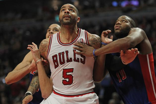 The 5 Most Overrated Chicago Bulls Players of All Time