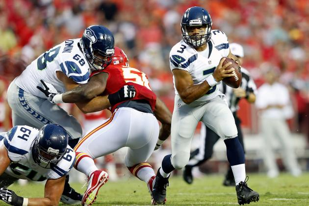 Seattle Seahawks: 4 Players to Watch in 2012